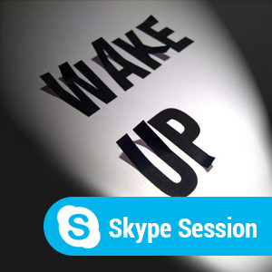 wake up skype session conscious living coaching robbert nuis