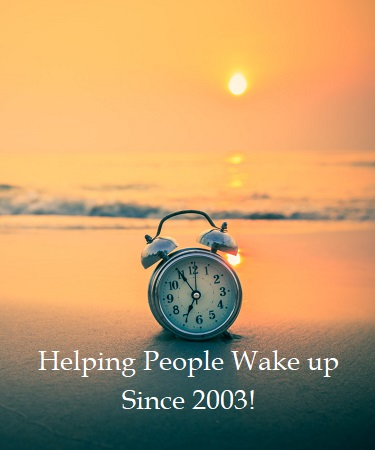 Robbert Jan waking people up since 2003 conscious living coaching