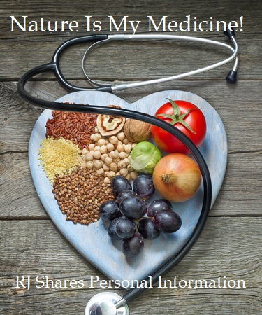 RJ shares personal information conscious living coaching RJ Nuis