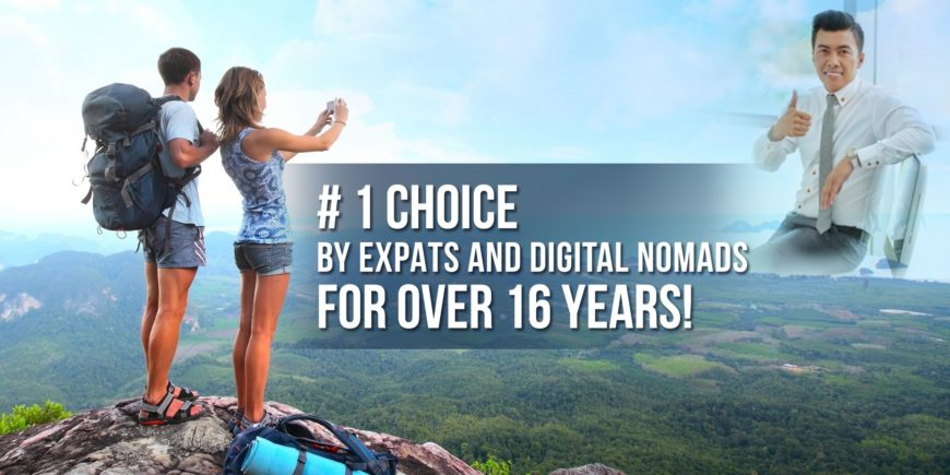 #1 choice by expats and digital nomads for over 16 years blogpost conscious living coaching